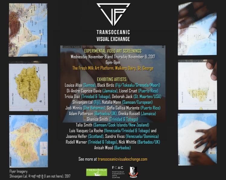 TVE flyer 2017 - Experimental Screenings